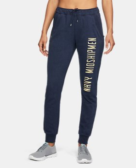 Women's Naval Academy UA Tri-Blend Pants  1  Color Available $64.99
