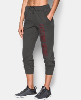 Women's South Carolina UA Tri-Blend Pants  1  Color Available $64.99