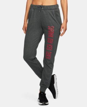 Women's Texas Tech UA Tri-Blend Pants  1  Color Available $64.99