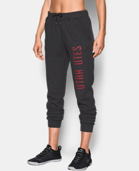 Women's Utah UA Tri-Blend Pants  1  Color Available $64.99
