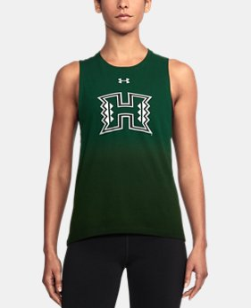 New Arrival Women's Hawaii UA Dip Dye Tank  1 Color $39.99