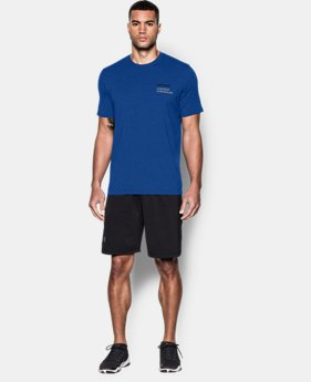 New Arrival Men's UA Spine T-Shirt  1 Color $24.99