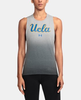 Women's UCLA UA Dip Dye Tank  1 Color $39.99