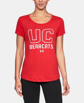 Women's Cincinnati UA Vent Short Sleeve T-Shirt-Shirt  1 Color $42.99