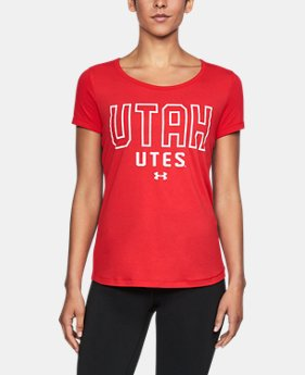 Women's Utah UA Vent Short Sleeve T-Shirt  1 Color $42.99