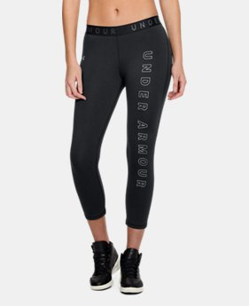 New Arrival Women's UA Favorite Crop Graphic  1  Color $40