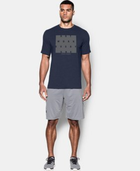New Arrival Men's UA Outwork Everyone T-Shirt  1 Color $24.99