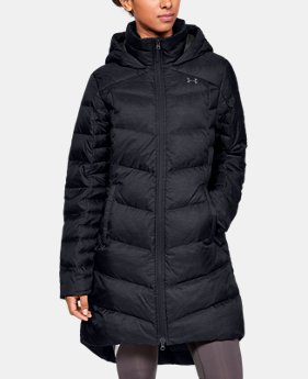New Arrival  Women's UA Outerbound Down Parka  2  Colors Available $340