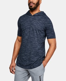Men's UA Sportstyle Core Short Sleeve Hoodie  1  Color Available $45