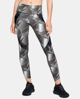 Women's UA Perpetual Powerprint Printed Leggings  1  Color Available $130