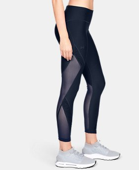 New Arrival  Women's UA Vanish Pleated Crop  1  Color Available $90