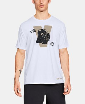 Men's UA Darth Vader T-Shirt  1  Color Available $35