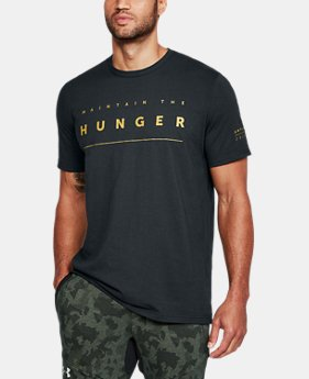 Men's Anthony Joshua Hunger T-Shirt  1  Color Available $26.24