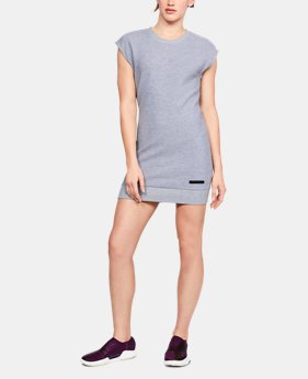 Women's UA Unstoppable Dress  1  Color Available $60