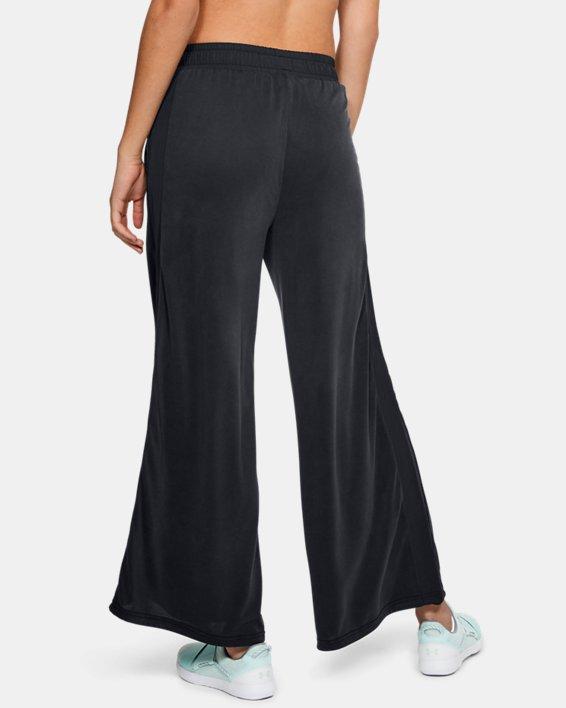 Women's UA Unstoppable Volume Pants, Black, pdpMainDesktop image number 2