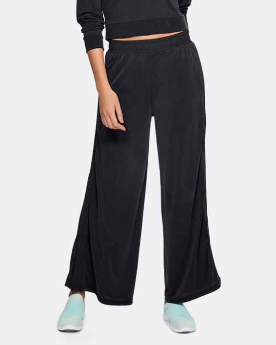 Women's UA Unstoppable Volume Pants, Black, pdpMainDesktop image number 0