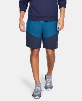 Men's UA Unstoppable GORE® WINDSTOPPER® Shorts  1  Color Available $75