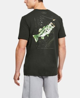 Men's UA Destination Bass T-Shirt  1 Color $30