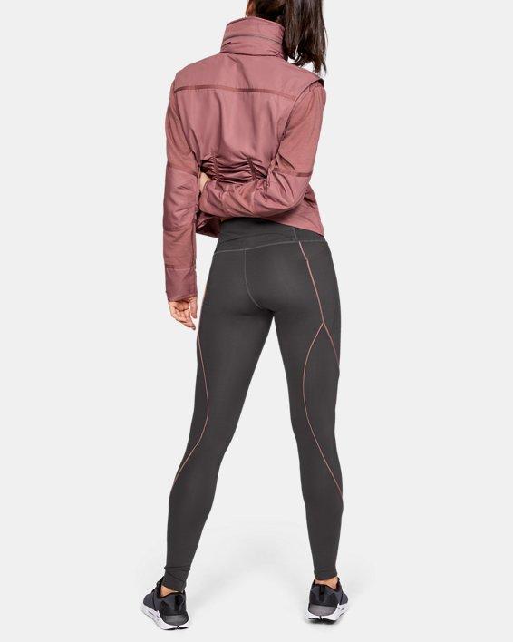 Women's UA Generation Jacket, Brown, pdpMainDesktop image number 1