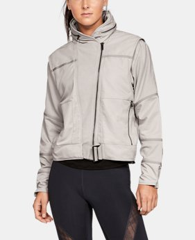 Women's UA Generation Jacket  3  Colors Available $180