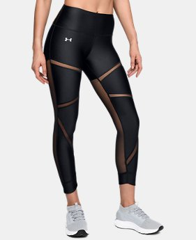 Women's HeatGear® Armour Fashion Ankle Crop  2  Colors Available $55