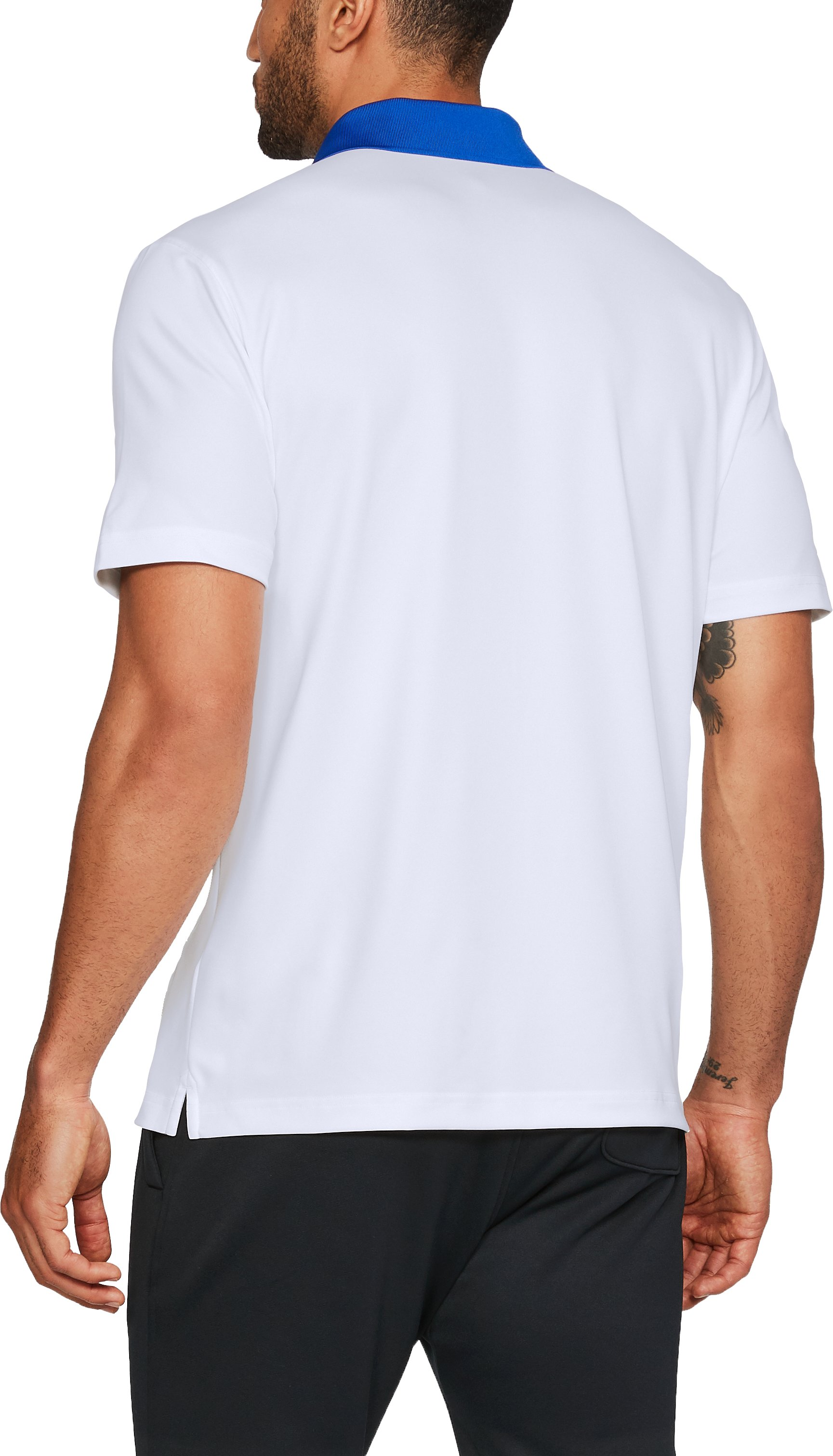 Men's Cal Bears Polo, White,