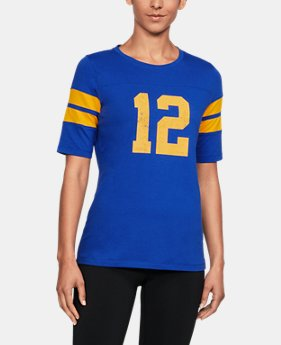 Women's Cal Bears UA Tri-Blend T-Shirt  1 Color $49.99