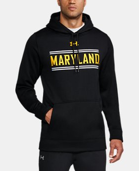 Men's Maryland Armour® Fleece Hoodie  1 Color $99.99