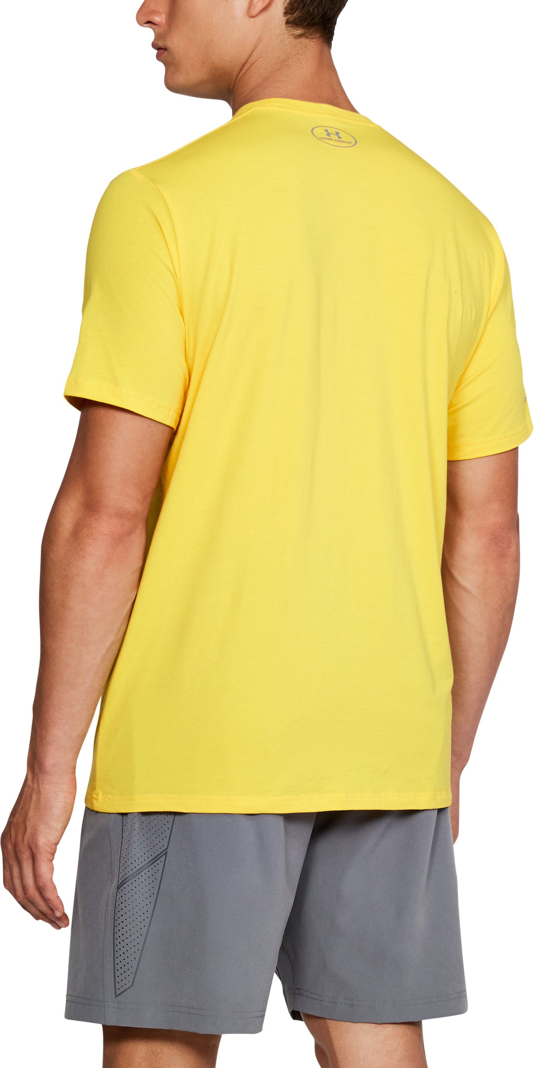 Men's Maryland Charged Cotton® T-Shirt, Taxi, undefined