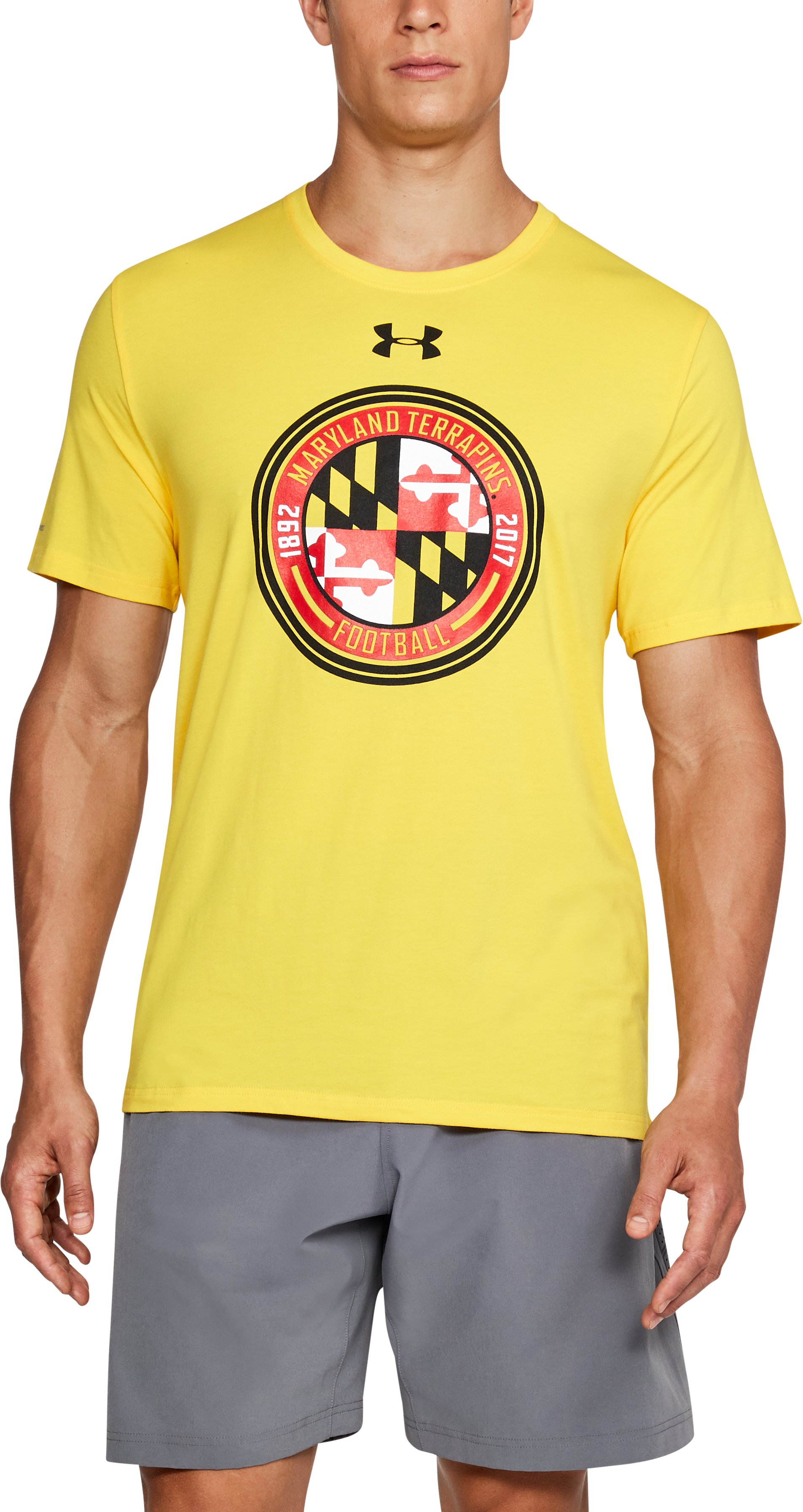Men's Maryland Charged Cotton® T-Shirt, Taxi