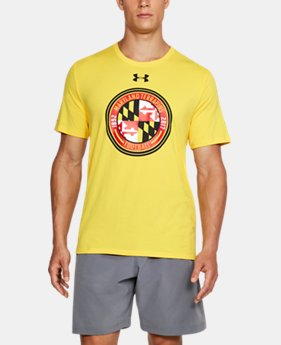 New Arrival Men's Maryland Charged Cotton® T-Shirt  1 Color $42.99