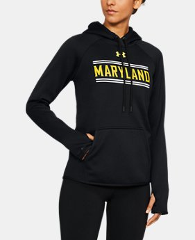 Women's  Maryland Armour Fleece® Hoodie  1  Color Available $89.99