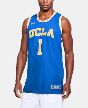 Men's UCLA Basketball Replica Jersey  1  Color Available $56.25
