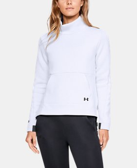 New Arrival  Women's UA Unstoppable /MOVE Mock Long Sleeve  1  Color Available $110