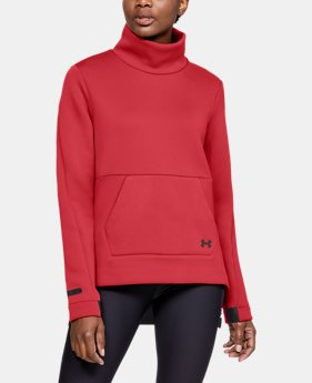 ff193978fa Women's Red Outlet Unstoppable Collection Tops | Under Armour US