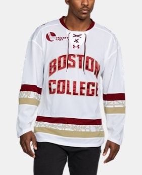 Men's Boston College Hockey Replica Jersey  1  Color Available $105