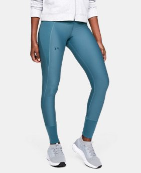 Women's UA Vanish Rib Legging  2  Colors Available $75