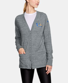 Women's UCLA UA Iconic Cardigan  1  Color Available $71.99