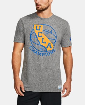 New Arrival Men's UCLA UA Iconic T-Shirt  1 Color $44.99