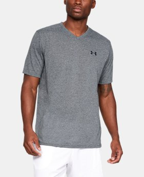 Men's UA Siro Short Sleeve V-neck  6  Colors Available $35