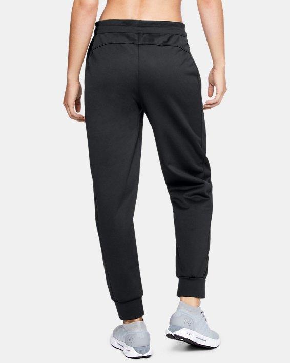 Women's UA RECOVER™ Track Pants, Black, pdpMainDesktop image number 2
