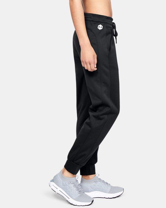 Women's UA RECOVER™ Track Pants, Black, pdpMainDesktop image number 3
