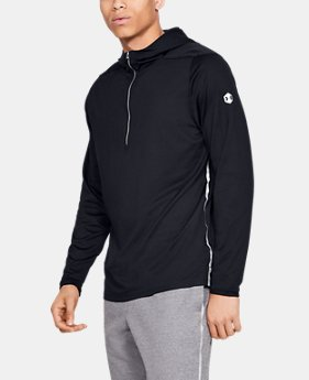 Men's Athlete Recovery ½ Zip Hoodie  3  Colors Available $100