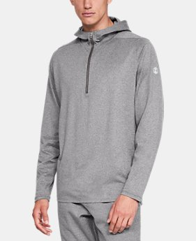 New Arrival Men's Athlete Recovery ½ Zip Hoodie  3  Colors Available $80
