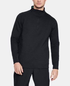 New Arrival  Men's UA Storm Playoff ½ Zip  7  Colors Available $90