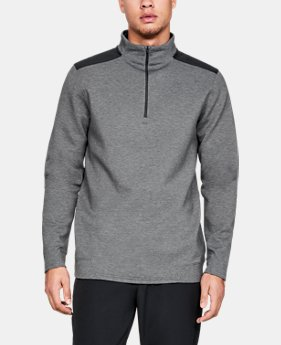 Men's UA Storm Playoff ½ Zip  8  Colors Available $90