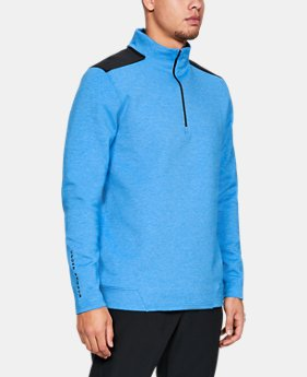 Men's UA Storm Playoff ½ Zip  8  Colors Available $75