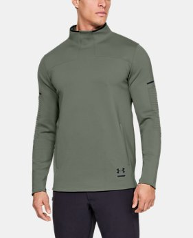 Men's UA Storm Perpetual Long Sleeve  1  Color Available $130
