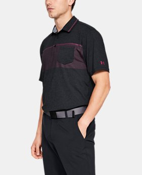 New Arrival  Men's UA Playoff Pocket Polo  1  Color Available $85