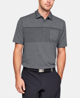 New Arrival Men's UA Playoff Pocket Polo  1  Color Available $70